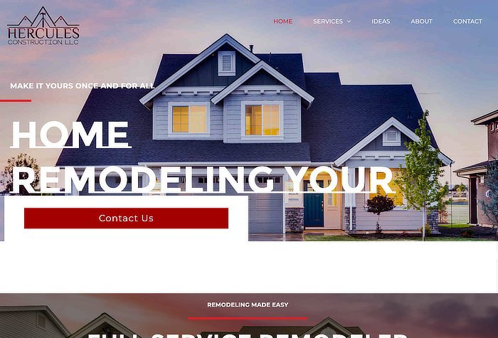 hercules-construction-contractor-website