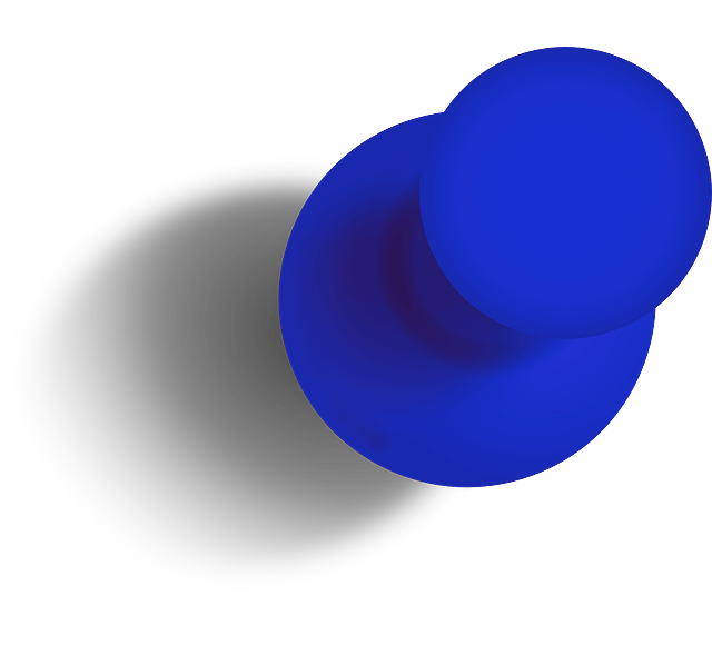 blue-push-pin