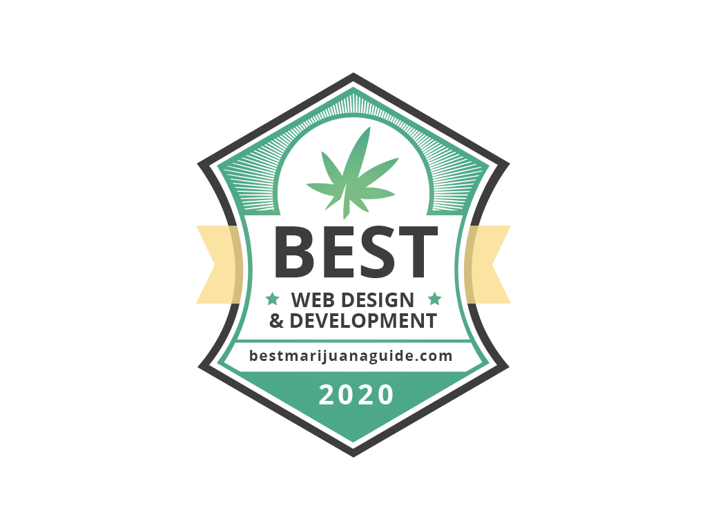CBD website design