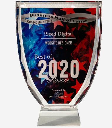 2020 Best Website Desinger in Roscoe, IL